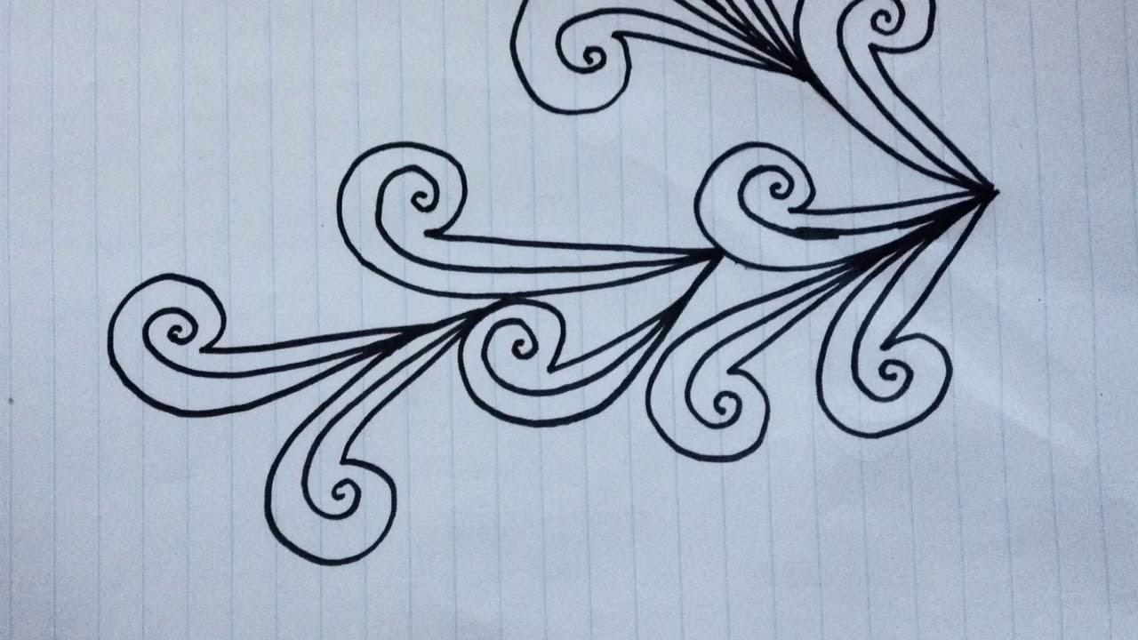 صورة رسومات زخرفية بسيطة , الرسوم الزخرفية وانواعها