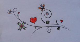 صور رسومات زخرفية بسيطة , الرسوم الزخرفية وانواعها