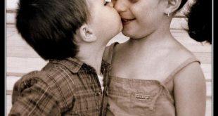 صور صور بوس اطفال , اجمل صور قبلات الاطقال