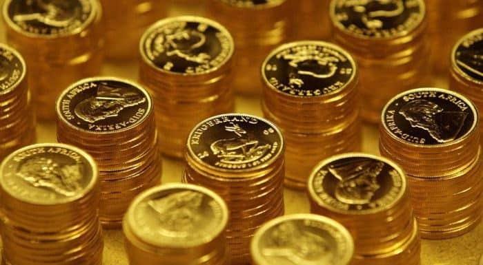 صورة كم سعر الجنيه الذهب , اسعار الذهب فى السوق المالى