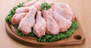 لحم دجاج في المنام , مال وفير ورزق كثير