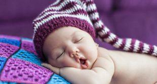 صورة نوم الاطفال حديثي الولادة , سر نوم حديثي الولادة
