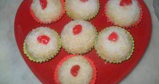 صورة حلويات نواد كوكو , اسهل طريقة لحلوى جوز الهند