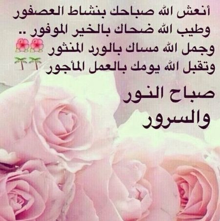 صورة شعر عن صباح الخير , قصائد صباح الخيرات والجمال