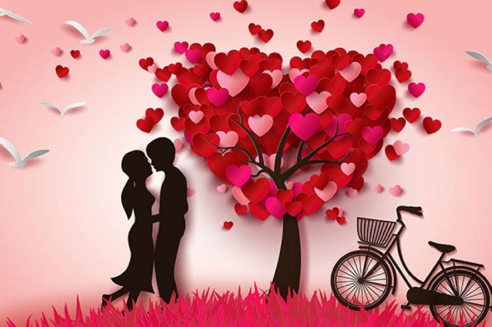 صورة كيف تعرف ان شخص يحبك دون ان يتكلم , علامات الحب بدون كلام