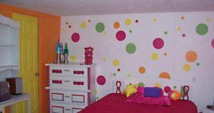 صورة تنسيق الوان الدهانات مع ورق الحائط , بالصور ورق حائط مع دهانات