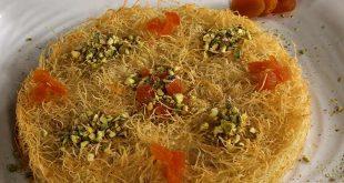 صور طريقة عمل الكنافة اللبنانية , اسهل طرق عمل كنافة لبناني