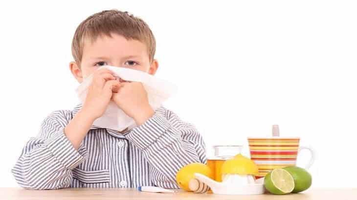 صورة دواء برد للاطفال , اسماء ادواية لعلاج نزلات البرد للاطفال