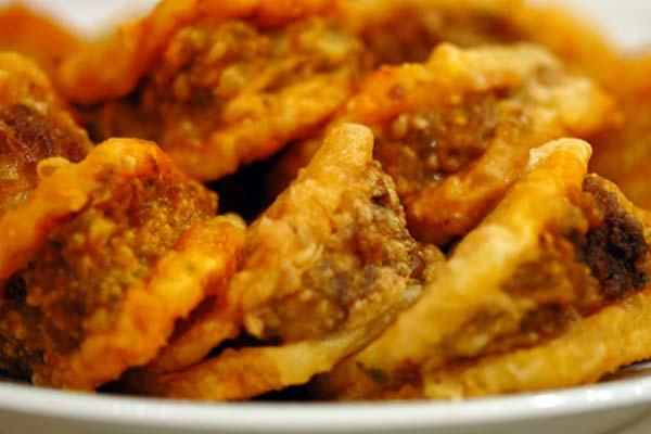 صورة اكلات حارة لزينب محمد , طريقة عمل المبطن لزينب محمد