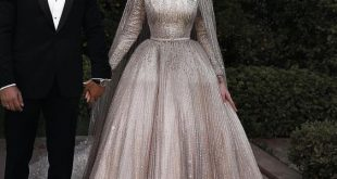 صورة فساتين زفاف تركية , صور فساتين زفاف للمحجبات تركية