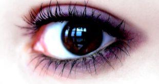 صور هل يوجد عيون سوداء , حقيقة العيون السوداء