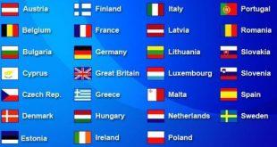 صور دول اوروبا واعلامها , صور لاعلام البلاد الاوربية