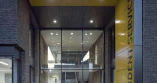 صور ديكورات مداخل عمارات , لمسة تاريخية على مداخل عمارات