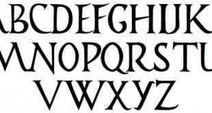 حروف اللغة اللاتينية , معلومات عن اللغات المنتشرة في اوربا
