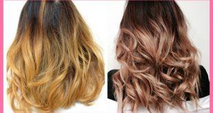 صور تصحيح لون الشعر البرتقالي , كيف تتخلصين من اللون البرتقالى للشعر