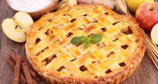 صورة طريقة عمل تارت التفاح , تحضير تارت التفاح اللذيذ