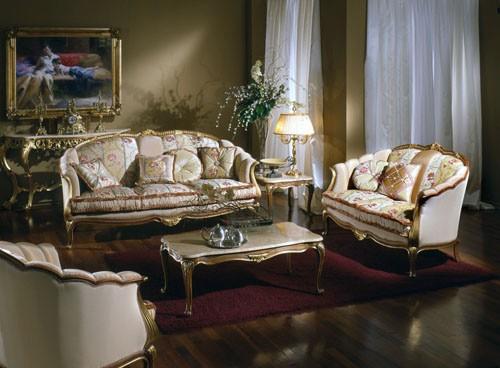 صور غرف معيشة كلاسيك , صور ديكور غرف معيشة كلاسيك
