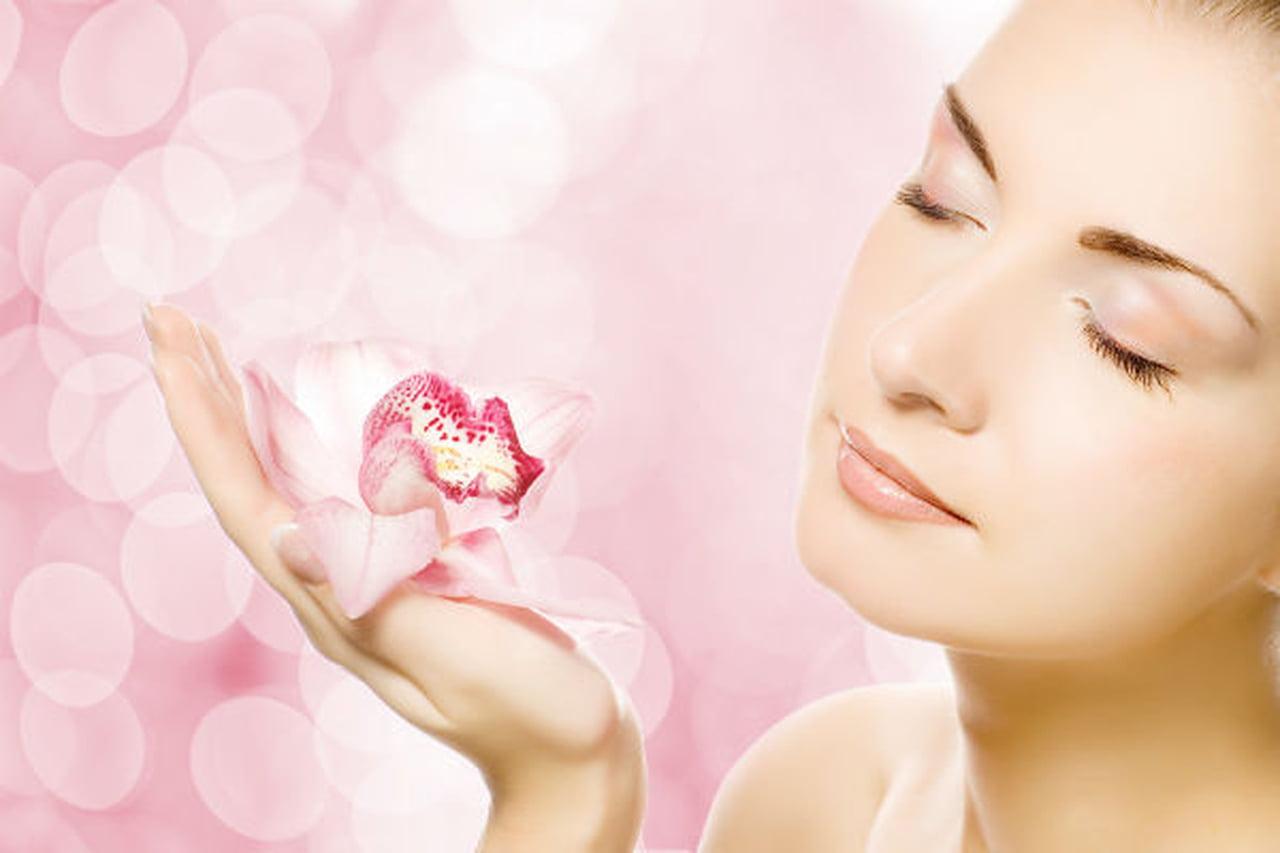 صورة خلطات تفتيح الوجه , خلطات طبيعية لتبيض الوجه