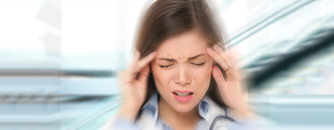 صورة علاج الدوخة والصداع , اسباب وعلاج الصداع والدوخة