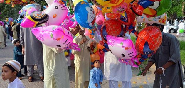 صورة اجمل صور للعيد , احلي لحظات بالعيد الفطر المبارك