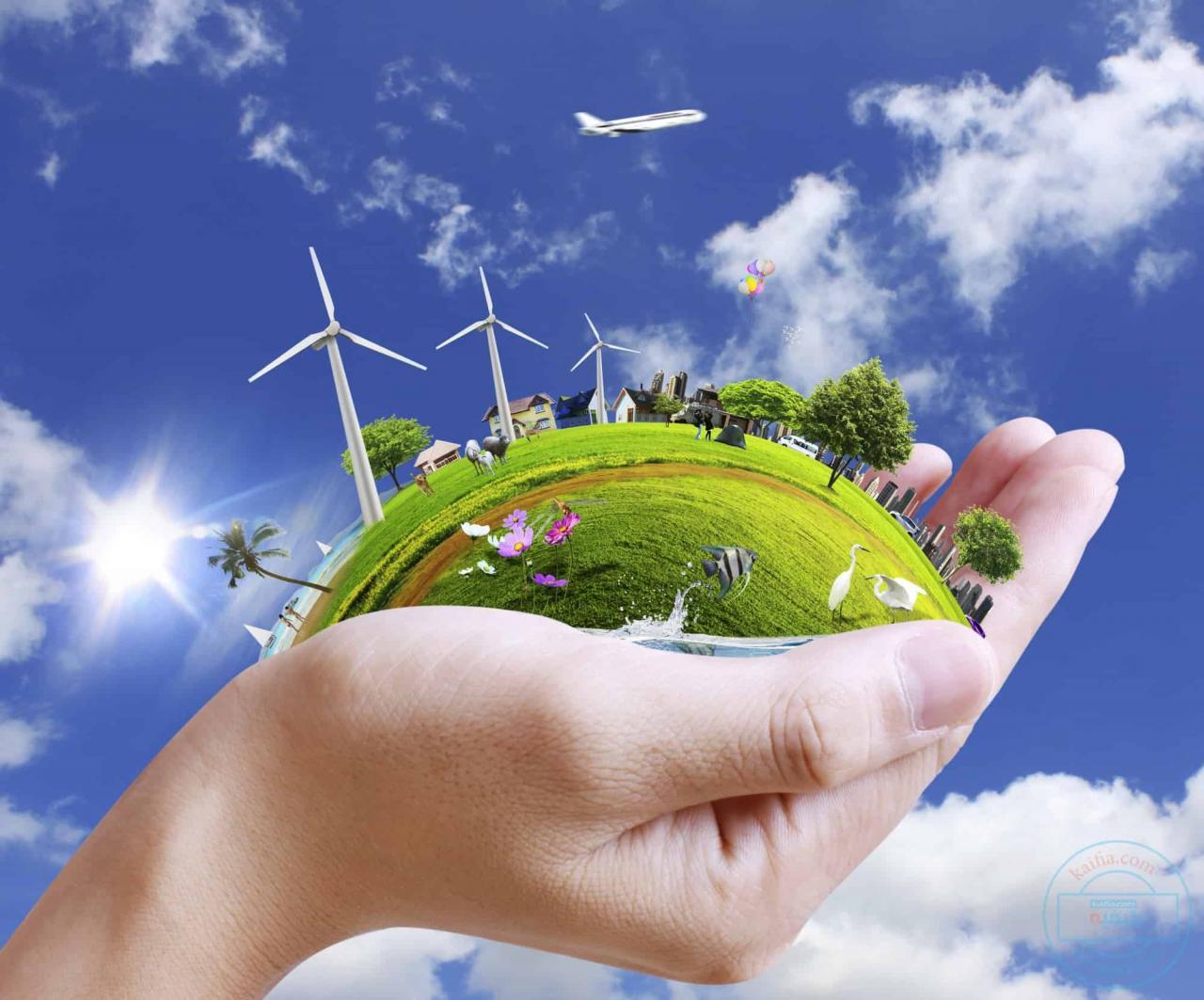 صورة صور عن البيئة , تعرف علي ملامح البيئة