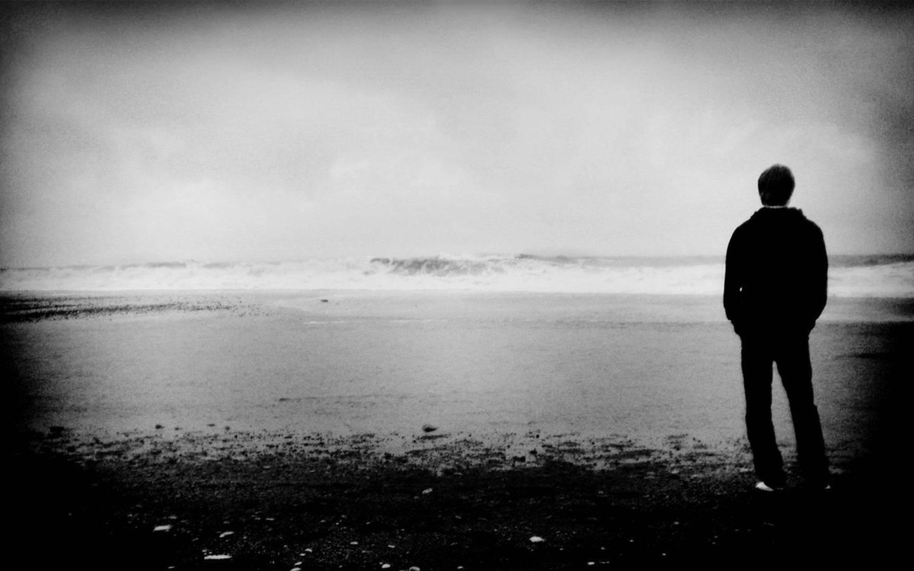 صورة صور وحده وحزن , شاهد ماذا يحدث لنا بسبب الحزن