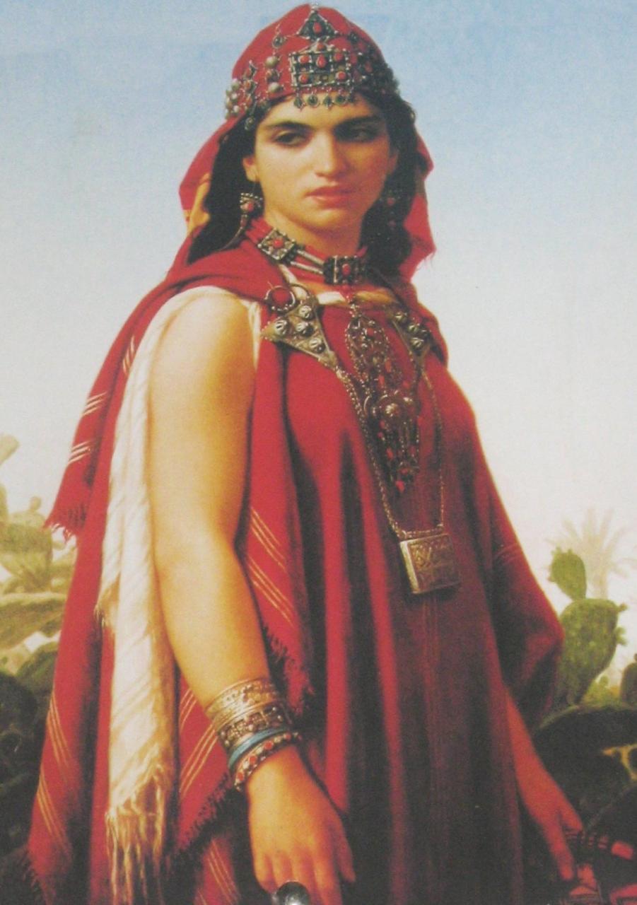 صورة صور البطلة لالة فاطمة نسومر , من هي تلك البطلة