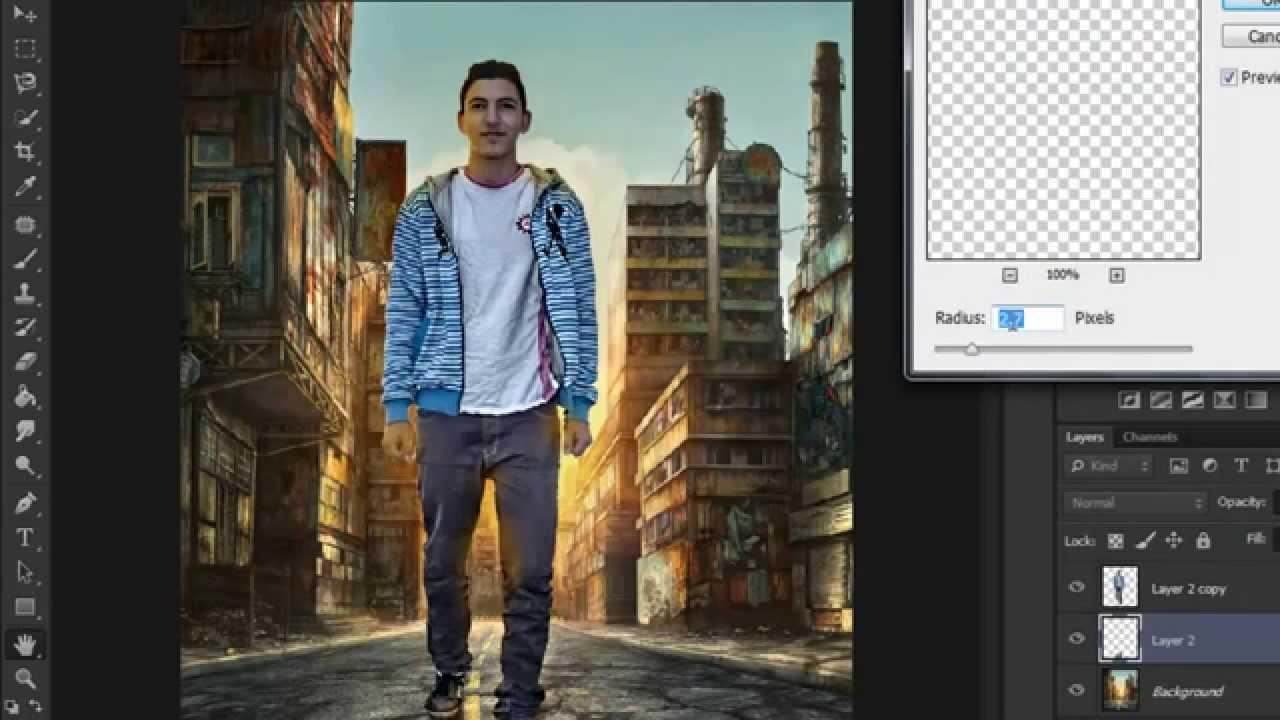 صورة عمل الصور بوسترات , حول صورتك لبوستر اعلاني