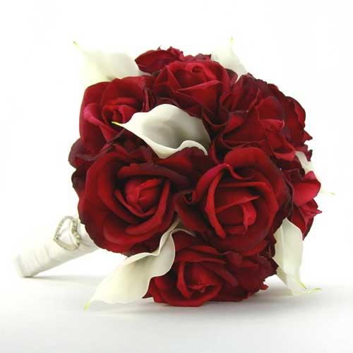 صور ورود حمراء بوكيه من الورود الحمراء كافي للتعبير عن حبك