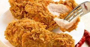 صورة طريقة عمل البروست , الدجاج البروست في البيت بطريقة سهلة