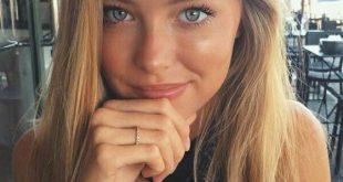 صورة صور بنات شقر جميلات , هل الاشقر يناسب كل درجات البشرة