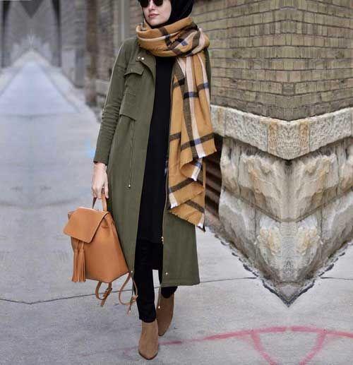 صورة صور ملابس الستايل , البالطو الشتوي الانيق