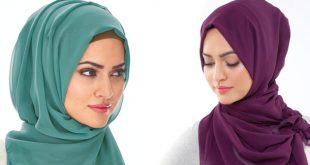 صورة لف الحجاب بالصور , خليكي انيقة واتعلمي الطريقة