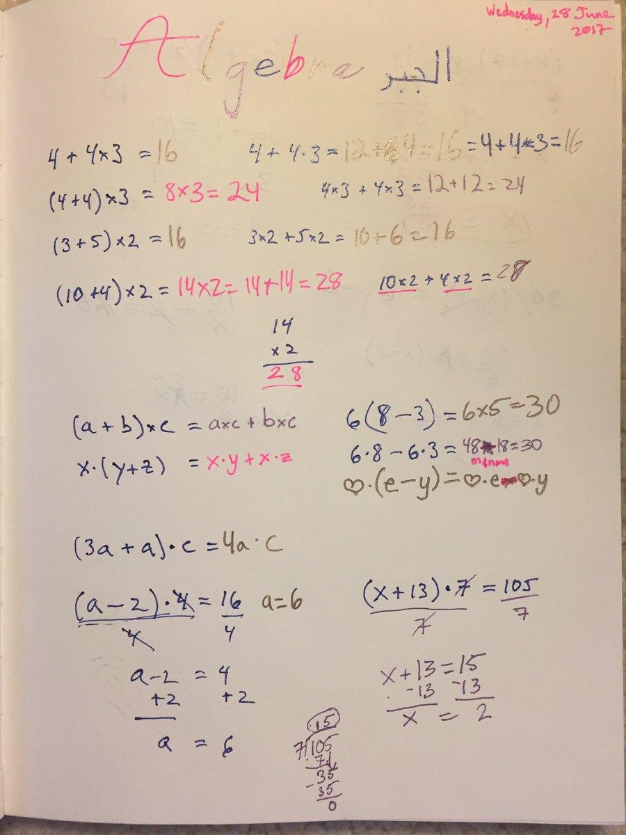 صورة ما هو الجبر , تعرف على علم الجبر بالرياضيات