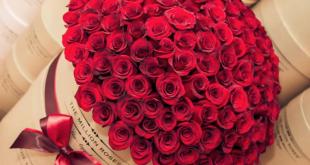 صورة صور لباقات الورد , تعلم اناقة باقات الورد