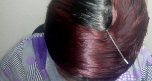 صور كيفية لف الشعر طاقية , طرق لف الشعر طاقية