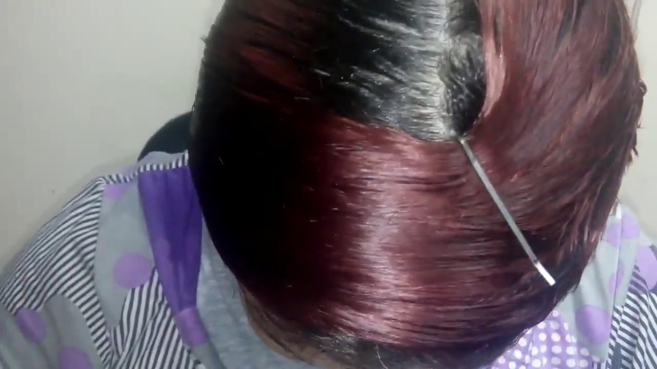 صورة كيفية لف الشعر طاقية , طرق لف الشعر طاقية