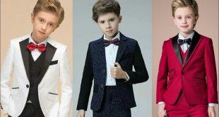 صورة صور ملابس اولاد , عودي ابنك عاللبس الشيك