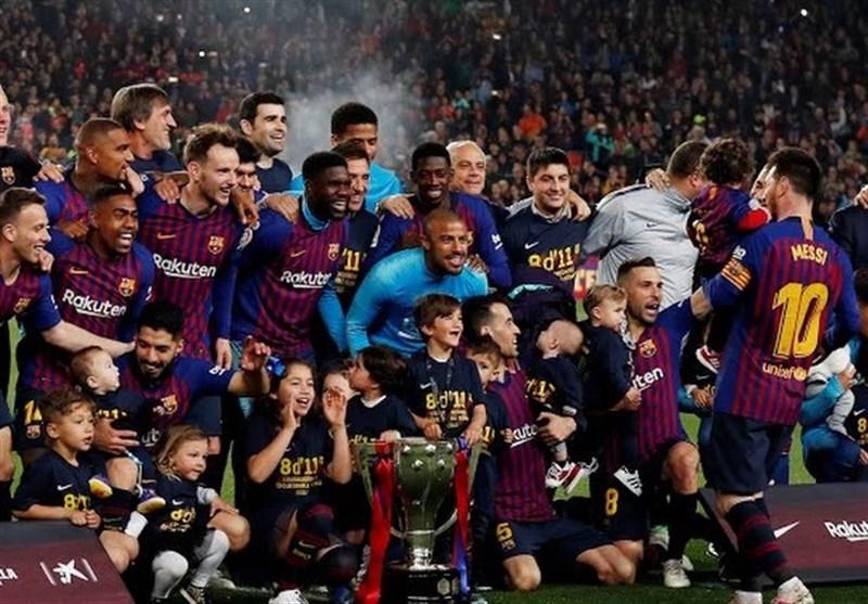 صورة صور نادي برشلونه , صور جماعية للاعبي برشلونة