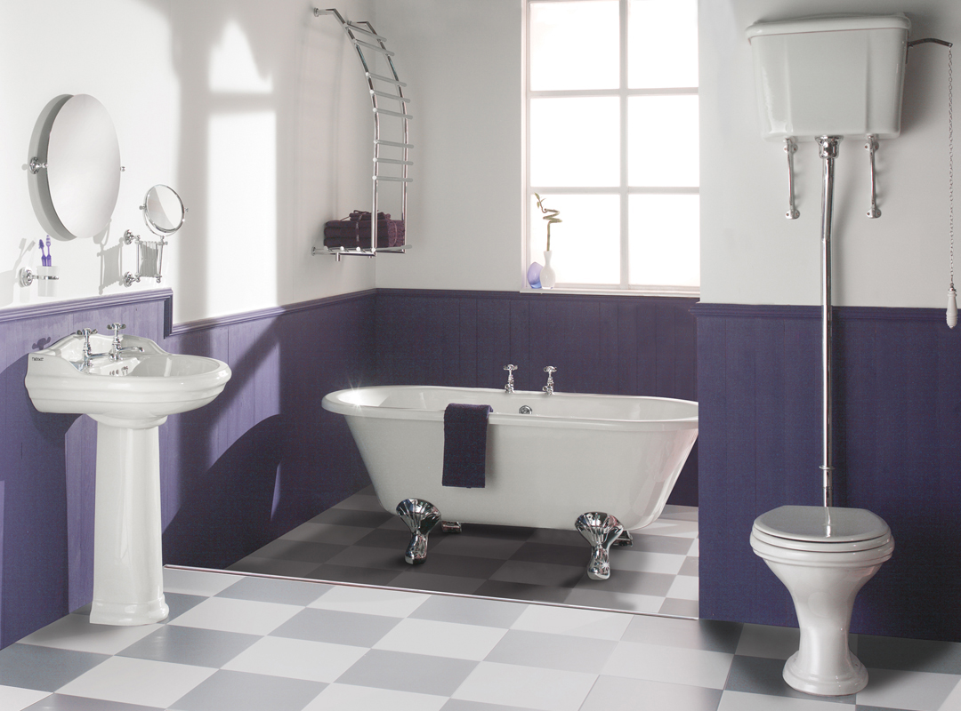 صورة صور اطقم حمامات , اروع حمامات مودرن بالوان زاهية