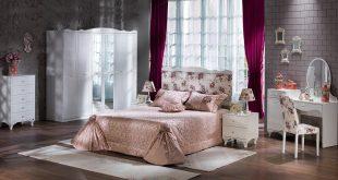 صور احدث غرف نوم للعرايس , غرف نوم لشقق العرايس المودرن