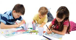 صورة تعليم الرسم للاطفال المبتدئين , خطوات تعليم الرسم لاطفالك
