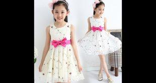صورة ملابس صيفية للاطفال , ملابس رقيقة لاجمل اطلالة لاطفالك