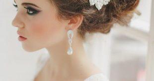 صورة صور تساريح اعراس , اجمد تسريحات العرائس يوم الزفاف