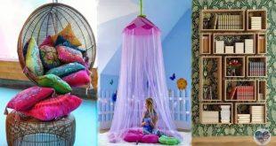 صورة افكار لتزيين الغرفة , جددى غرف بيتك بافكار سهله ورائعه
