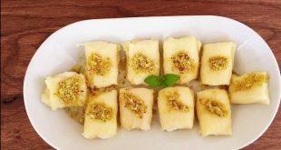 صورة حلاوة الجبن منال العالم , كيف تصنعى حلاوة الجبن