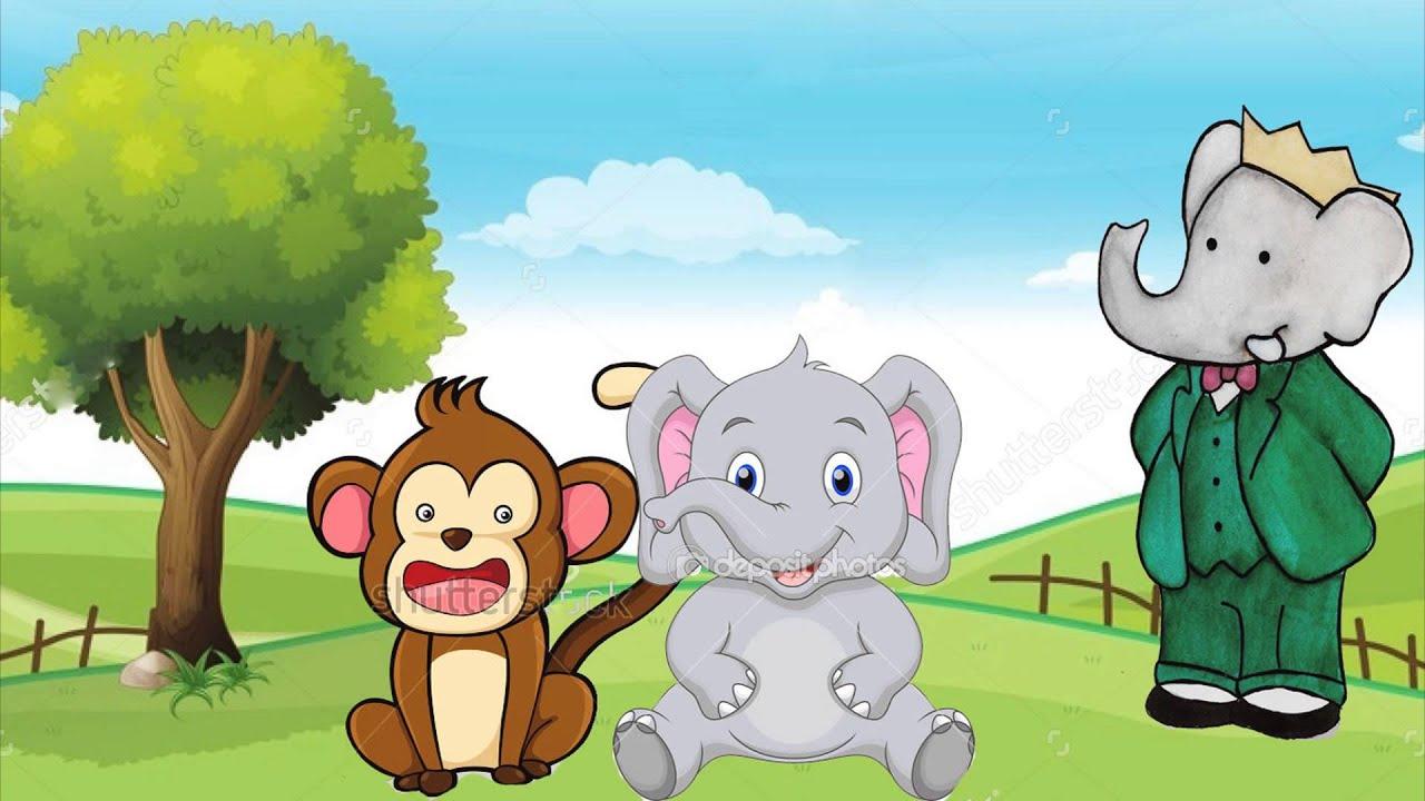 صورة قصص للاطفال قصيره , قصة الفيل الضخم والذبابة الصغيرة