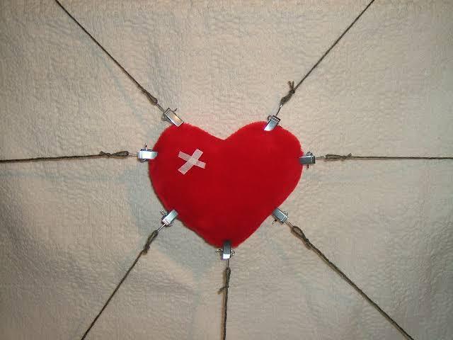 صورة صور قلوب جامدة جدا , قلبي دايب فيك