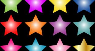 صورة صور نجوم ملونه , جمال النجوم يجنن