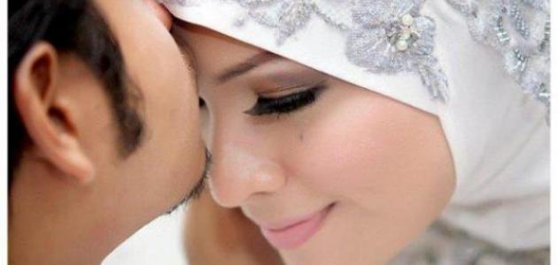 صورة صور بوس صور , سحر قبلة الجبين